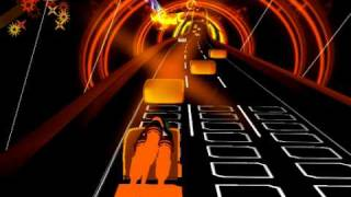 Audiosurf ♪♫ Bullet for my valentine - Tears Don't Fall ♪♫