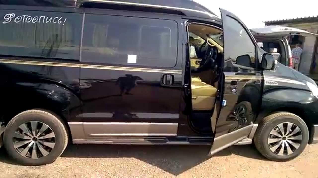 hyundai h-1 (grand starex) лимузин