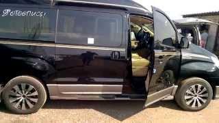 Hyundai H 1 Grand Starex Лимузин 4WD смотреть