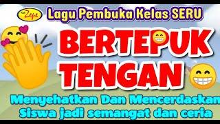 🌟🌟🌟 Gerak Lagu BERTEPUK TANGAN - Lagu Anak Indonesia Terbaru 2020 Musik nyanyian Anak tepuk paud tk