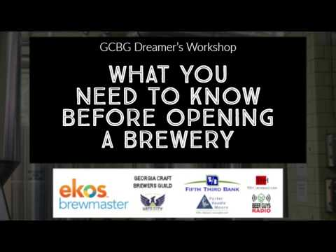 What You Need to Know Before Opening a Brewery (Part 1 of 2)