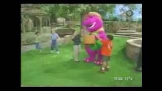 Barney Parody Alza la mano si te gusta la marihuana