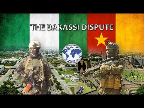 Nigeria VS Cameroon Military Power Comparison 2018