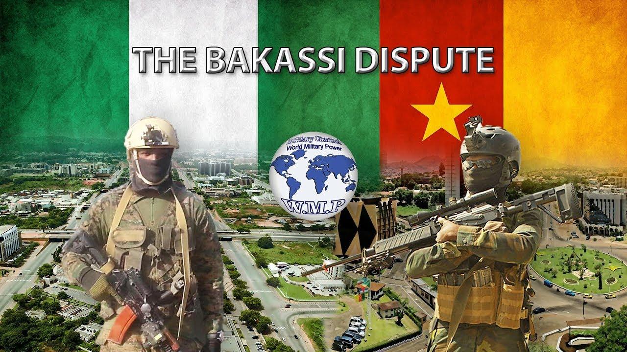 Nigeria VS Cameroon Military Power Comparison 2018