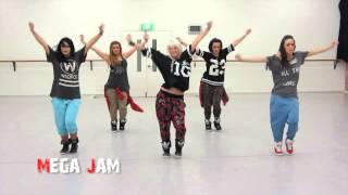 'Mine' Beyonce ft. Drake choreography by Jasmine Meakin (Mega Jam)