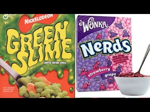 13 Wackiest Nostalgic Cereals