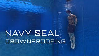 Warning | Actual Drills Conducted in U.S. Navy SEAL Training