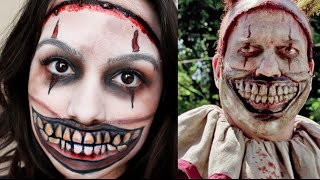 AHS Twisty the Clown Makeup Tutorial Thumbnail