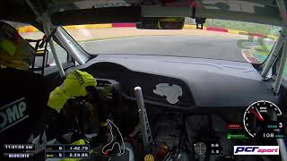 Mikel Azcona OnBoard - TCR Europe 2018 - Spa Francorchamps - Cupra