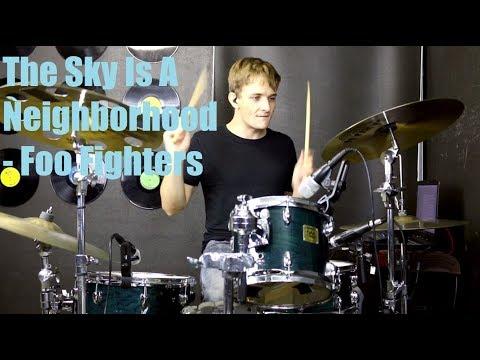 The Sky Is A Neighborhood Drum Tutorial - Foo Fighters