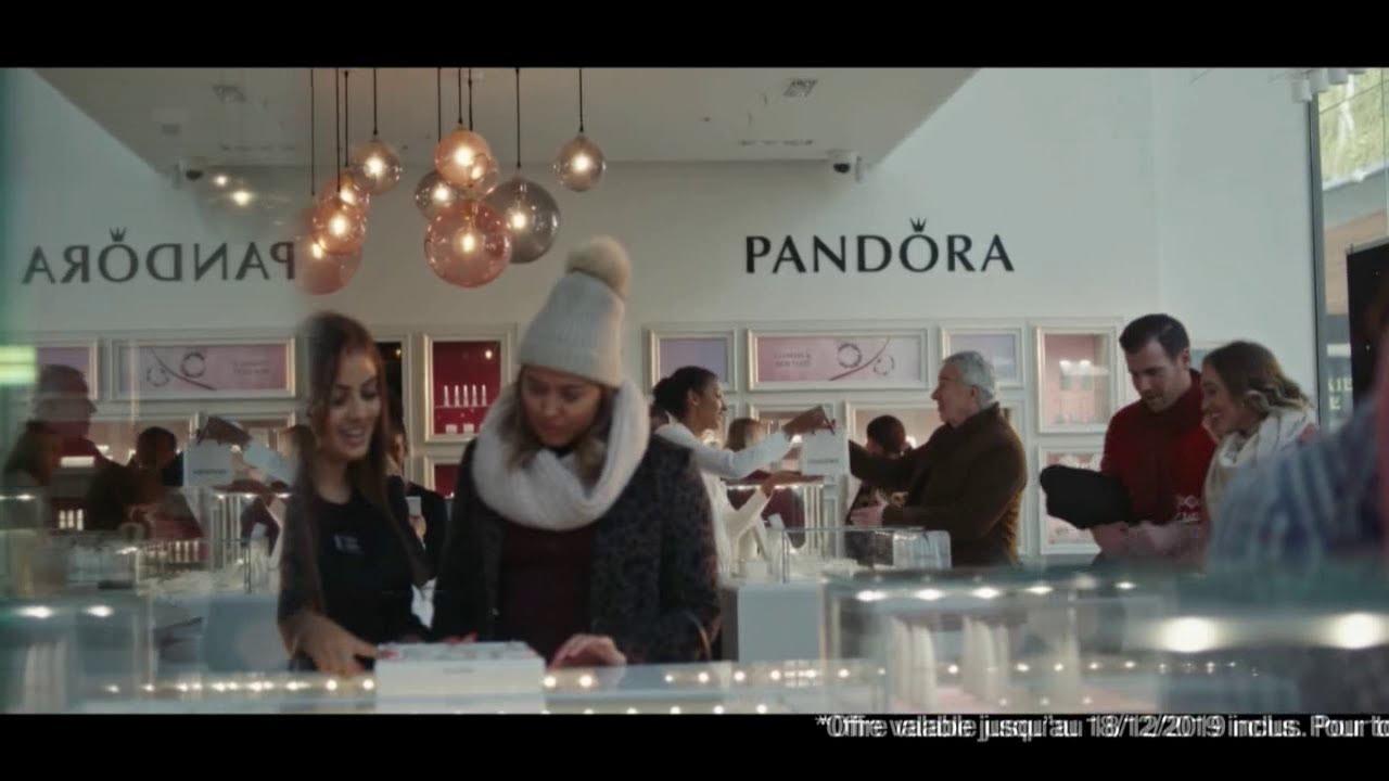 Pandora - Publicité de Noël 2019 0:30