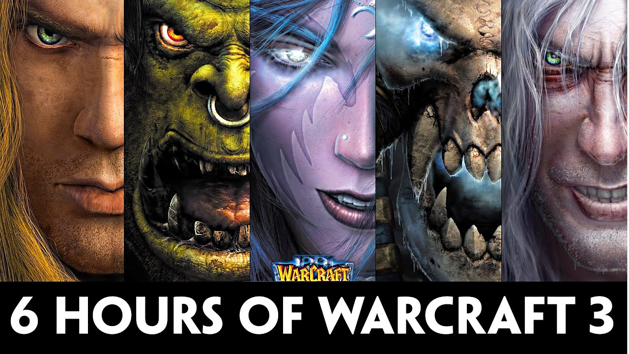 Warcraft 3 Movie Original Not Reforged Full Reign Of Chaos