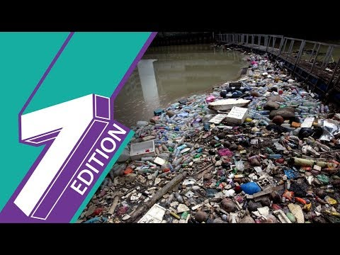 Malaysia A 'Popular' Dumping Ground For Plastic Waste