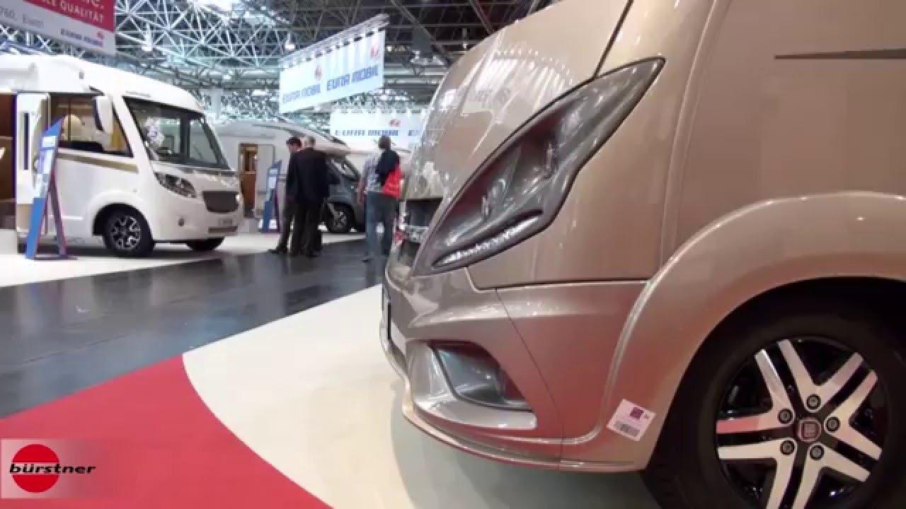 Reisemobil B Rstner Elegance I 728 G 2016 Reisemobile