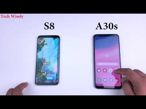 samsung-a30s-vs-s8-|-speed-test-&-size-comparison