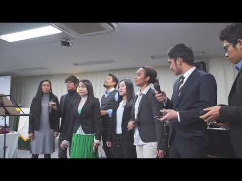 GIII Osaka, Koor GLORIA: Pakailah Aku Tuhan