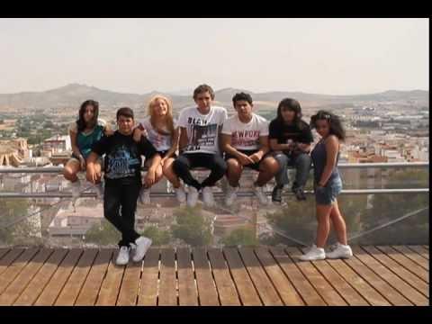 Felicitacion de verano de gimnasio lucasport a los amigos for Gimnasio yecla