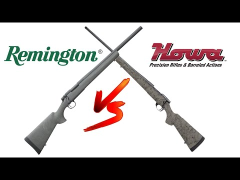 Why Howa Rifles Are Better Than Remington Rifles