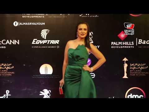 ريهام عبد الغفور بإطلالة مختلفة ولقاء الخميسي تجذب الأنظار في افتتاح «القاهرة السينمائي»  - نشر قبل 22 ساعة