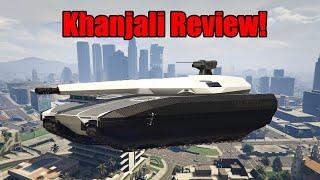 GTA Khanjali Review