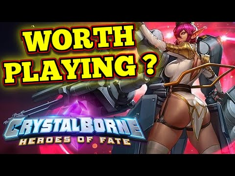 Crystalborne: Heroes Of Fate - First Impressions