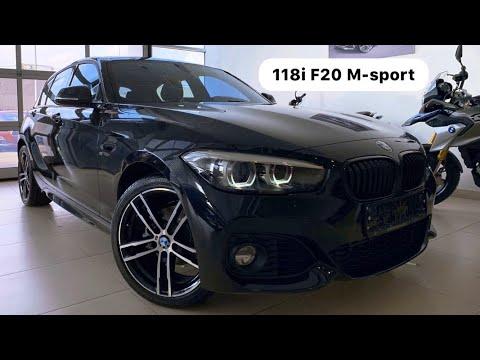 🇩🇪 Презентация BMW 118i F20 M-sport