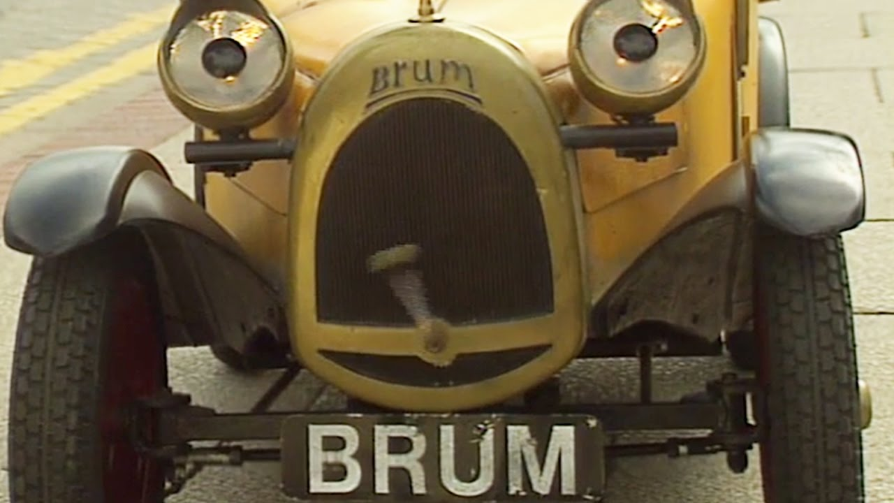 Brum The Rescue Kids Show Full Episode Youtube