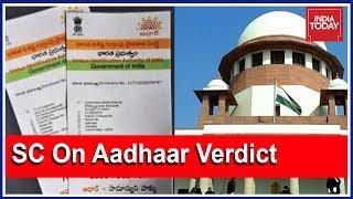 Aadhaar Verdict Updates: Will Aadhaar Pass The Judicial Test On Validity?