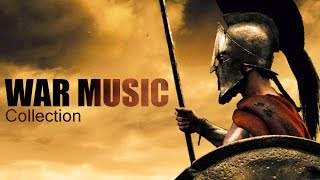 Aggressive War Epic Music Collection! Most Powerful Military soundtracks