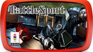 Battle Sport (3DO | 1995) - Обычный спорт уже не тот!