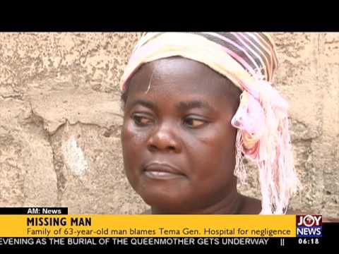 Ghana Ports & Harbous Authority - AM News on Joy News  (20-1-17)