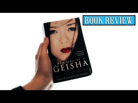 Memoirs of a Geisha  | Arthur Golden  | Book Review