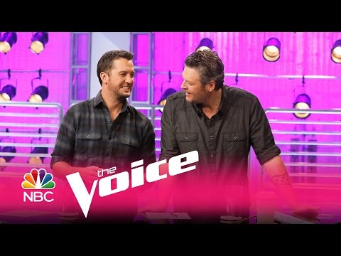 The Voice 2017 - Compliments with Blake and Luke (Digital Exclusive)