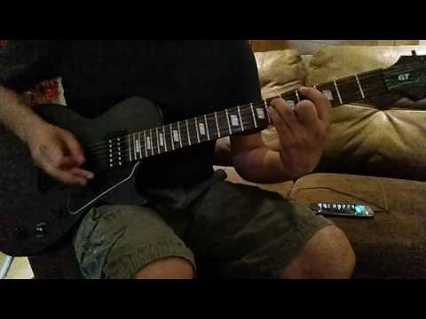 311 - Flowing  (Guitar Cover)