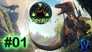 ARK Survival Evolved - Ragnarok #01 - FR - Gamplay by Néo 2.0
