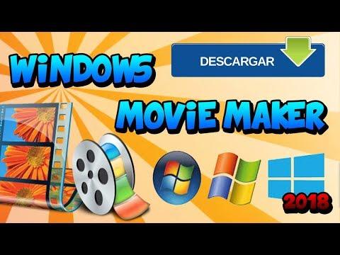Descargar Windows Movie Maker - 2018