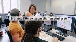 Erd- und Klimawissenschaften studieren an der ETH Zürich