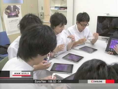 iPad in medical profession: OsiriX Mobile@ Kobe Univ. Japan (English World News)