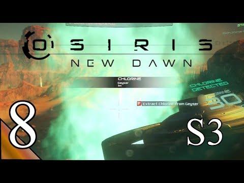 Osiris New Dawn (S3) 8:  Smells Like A Pool... Let's Play Osiris New Dawn Gameplay