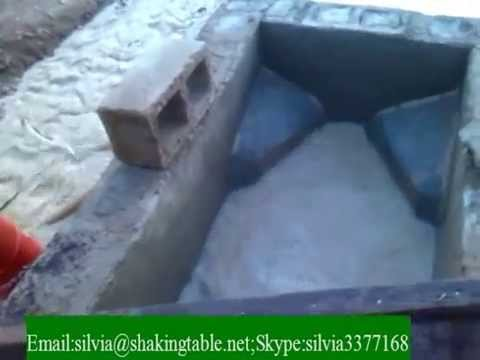Nigeria alluvial tin ore tantalum-niobium ores with jig, trommel screen and rotary scrubber etc