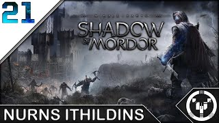 NURNS ITHILDINS | Middle-Earth Shadow of Mordor | 21