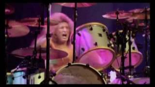 Incredibile assolo di batteria del batterista dei Whitesnake (Tommy...