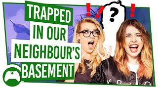 TRAPPED In Our Neighbour