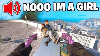 Funny Death Chat In Warzone! (Warzone Proximity Chat Moments!)