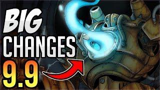 HUGE BLITZCRANK BUFFS 👌   New Big Changes Coming SOON in Patch 9.9   League of Legends
