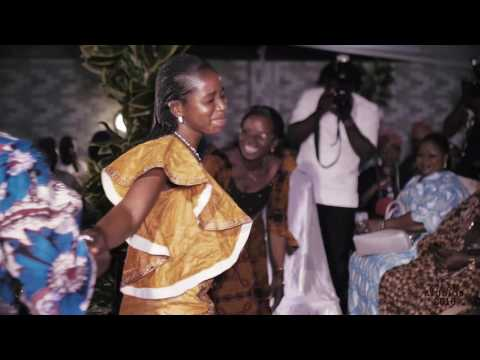 CULTURE RICH WEDDING-COTONOU BENIN REP