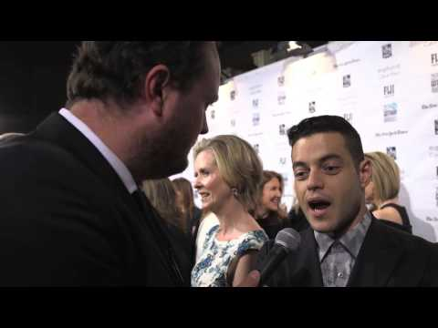 Rami Malek talks about hearing the plot for Season 2 of MR ROBOT