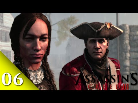 Assassin's Creed III | Part 6 - Master of Disguise
