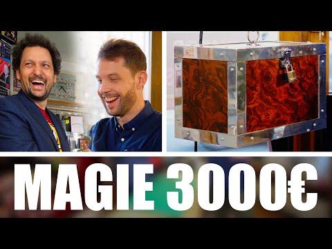 Tour de Magie à 1€ VS 3000 € avec ERIC ANTOINE ! - Morgan VS