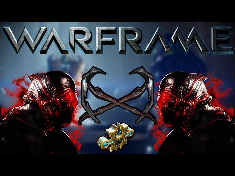 TSG Warframe Hate Build RED CRIT BUILD 1 2 FORMA